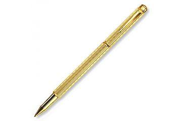 838.208 Ручка роллер Carandache Ecridor Chevron gilded