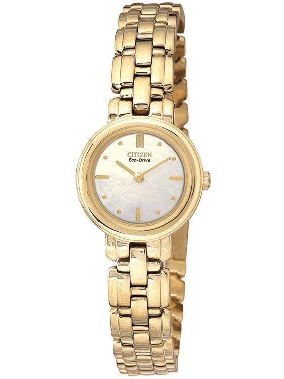 Мужские кварцевые наручные японские часы Citizen  EW9132-57D