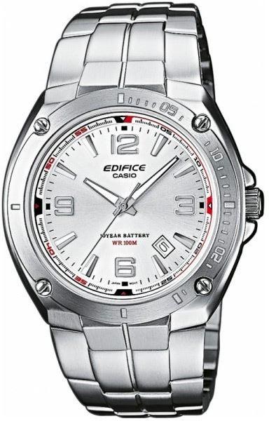 Мужские японские наручные часы Casio Edifice EF-126D-7A