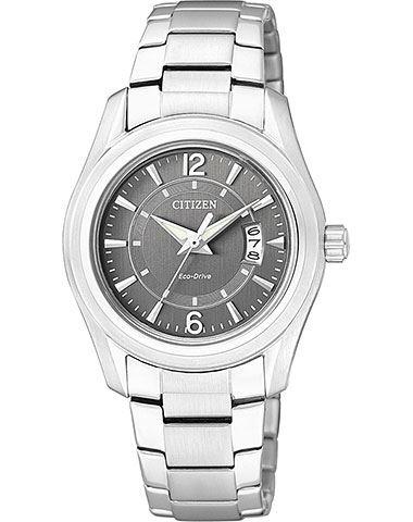Мужские кварцевые наручные японские часы Citizen  FE1010-57H
