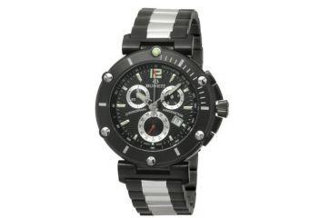 Мужские кварцевые наручные швейцарские часы Burett B 4203 LBSG