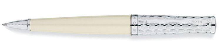 Шариковая ручка Cross Sauvage, цвет: Ivory Python >