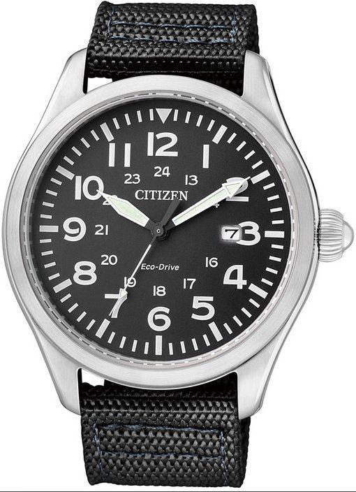 Мужские кварцевые наручные японские часы Citizen  BM6831-08E