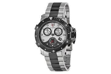 Мужские кварцевые наручные швейцарские часы Burett B 4205 LSSA