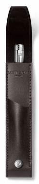 6201.782 Чехол (футляр) для 1 ручки Caran d'Ache (Карандаш) Haute Maroquinerie Ebony