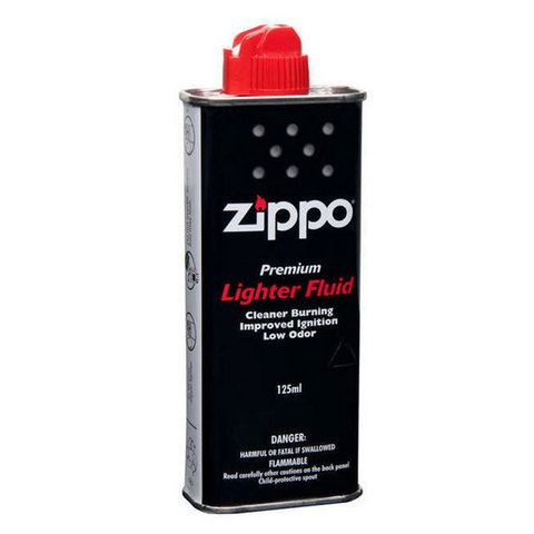 3141 Топливо (Бензин) для зажигалки  Zippo (Зиппо), 125 мл