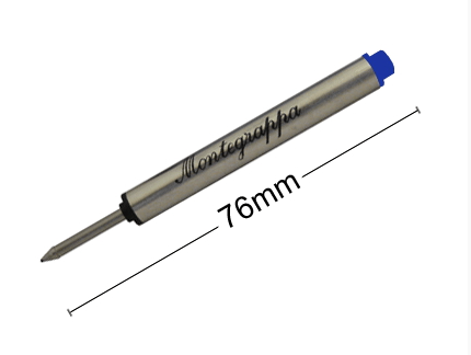 IA01RPFB Стержень для ручки Montegrappa Piccola Rollerball Refill. Синий.