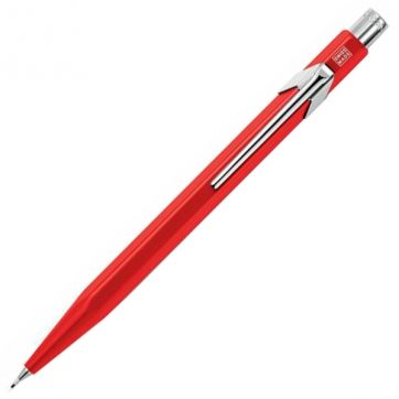 844.070_GB МЕХАНИЧЕСКИЙ КАРАНДАШ CARANDACHE OFFICE 844 CLASSIC RED, 0.7мм