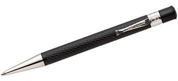 945022 Шариковая ручка Yard-O-Led Black Barley Finish