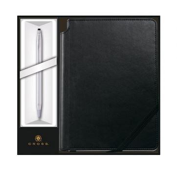 3502/1M Набор: ручка + записная книжка Cross, A5