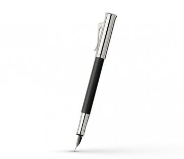 146540 Перьевая ручка Graf von Faber-Castell Guilloche Black