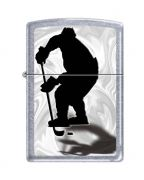 207 Hockey Зажигалка ZIPPO (Зиппо),