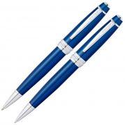 AT0451-12 Набор Cross Bailey: шариковая ручка и карандаш 0.7мм