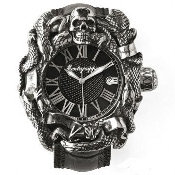 IDCHWASS Мужские часы Montegrappa (Монтеграппа), CHAOS