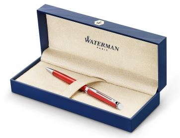 2046601 ШАРИКОВАЯ РУЧКА WATERMAN - HEMISPHERE RED COMET CT
