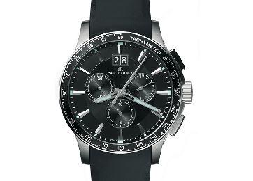 Мужские наручные швейцарские часы Maurice Lacroix MI1098-SS041-3