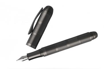 HSH6502 Перьевая ручка Hugo Boss Sequence Chrome-Plated