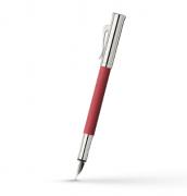 146570 Перьевая ручка Graf von Faber-Castell Guilloche Coral