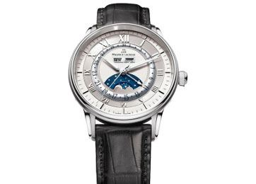 Мужские наручные швейцарские часы Maurice Lacroix MP6428-SS001-1