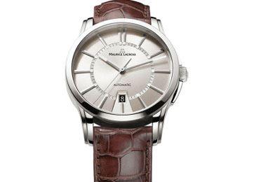 Мужские наручные швейцарские часы Maurice Lacroix PT6148-SS001-1
