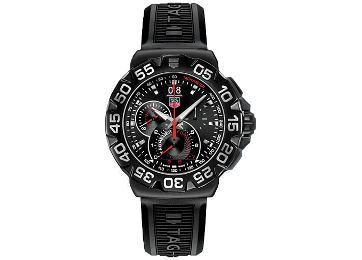 Мужские наручные швейцарские часы Tag Heuer CAH1012.BT0717