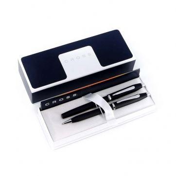 AT0087WG-98MS Набор Cross Century II: шариковая ручка и перьевая ручка