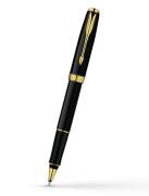 R0789070 Чернильная ручка Parker (Паркер) Black Lacquer GT