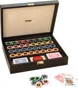 Q6255THN Набор для покера Renzo Romagnoli