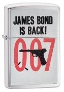 29563 ЗАЖИГАЛКА ZIPPO JAMES BOND
