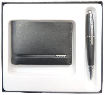 AC018068-1NAB Подарочный набор: портмоне+ручка Cross (Кросс)