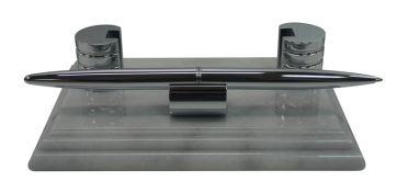 6101W Настольный набор: ручка на подставке
