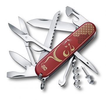 1.3714.E9 Нож перочинный VICTORINOX Huntsman