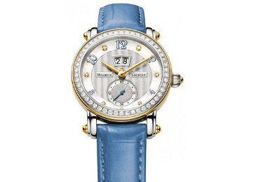Женские наручные золотые часы Maurice Lacroix MP6016-DY501-170