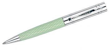 945044 Шариковая ручка Yard-O-Led Esprit Diamond Cut Green Lacqu