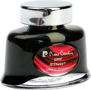 PC332BLACK Флакон чернил для перьевой ручки Pierre Cardin (Пьер Карден). Черные.