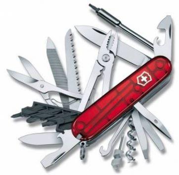 1.7775.T Нож перочинный Victorinox CyberTool L