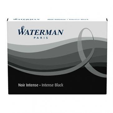 S0110850 Черные картриджи Waterman (Ватерман)