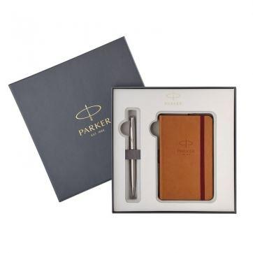 2018974 Подарочный набор Parker: ручка+блокнот