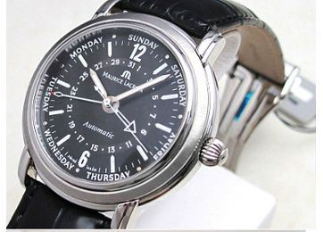 Мужские наручные швейцарские часы Maurice Lacroix MP6328-SS001-3