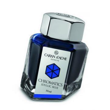 8011.140 Чернила Caran d'Ache (Карандаш). Синие