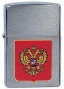 200 Герб России Зажигалка Zippo (Зиппо),