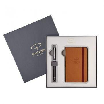 2018976 Подарочный набор Parker: ручка+блокнот