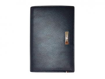 180273 Обложка для паспорта S.T.DUPONT - SOFT DIAMOND GRAINE