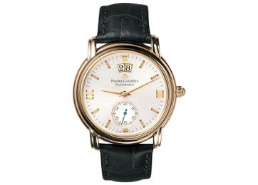 Мужские наручные швейцарские часы Maurice Lacroix MP6418-PG101-2