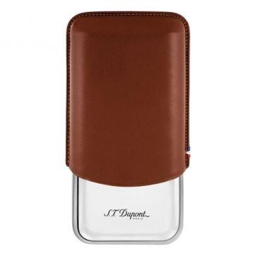 183021 Футляр для 3-х сигар S.T.Dupont (Дюпон)