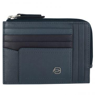 PU1243W82R/BLU Чехол для кредитных карт Piquadro