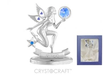 U0262-001-CBLB Сувенир Crystocraft, (ДЕВА)