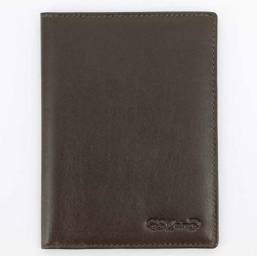 5400-BR-VT Обложка для паспорта S.Quire (С.Квайер)