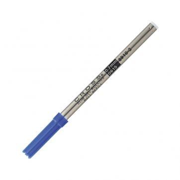 8910-2 Стержень для ручек-роллеров Cross (Кросс), Spire и Click. Синий. F