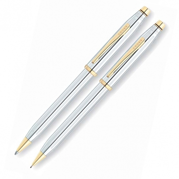 330105WG Набор Cross Century II: ручка и механический карандаш 0.7мм